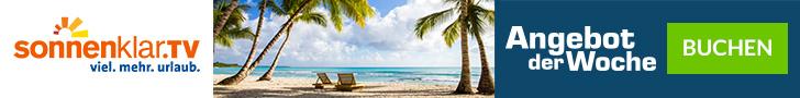 Strandurlaub Sonderangebote